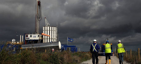 Shale Gas Halted in U.K. by Six-Month Permit Wait: Energy