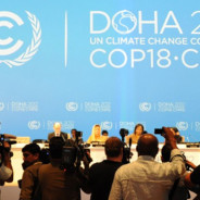 Doha climate gateway: the reaction