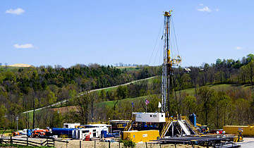North American firms quit shale gas fracking in Poland