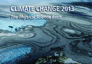IPCC WGI – Climate Change 2013: The Physical Science Basis