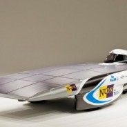 Solar challenge draws cars built neither for comfort nor for speed