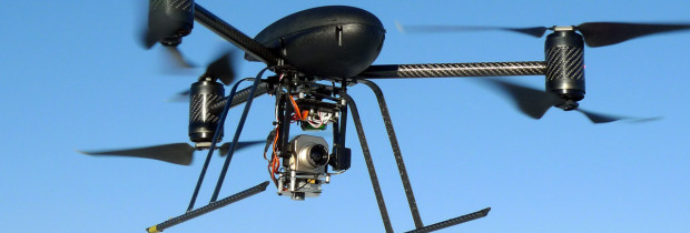 Drones striking a high-tech blow for conservation and the environment
