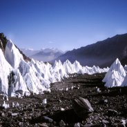Chinese Glacier's Retreat Signals Trouble for Asian Water Supply