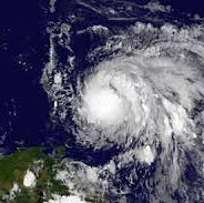 The Latest: Hurricane Maria again very dangerous Cat 5 storm